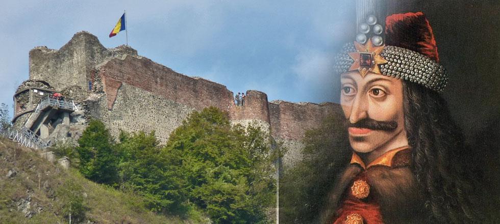 j00 Владыка Трансильвании | Путешествие по следам Дракулы