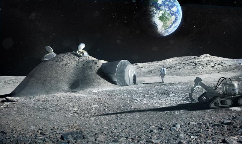 020916 1838 4 Проект пилотного лунного энергоизлунающего комплекса