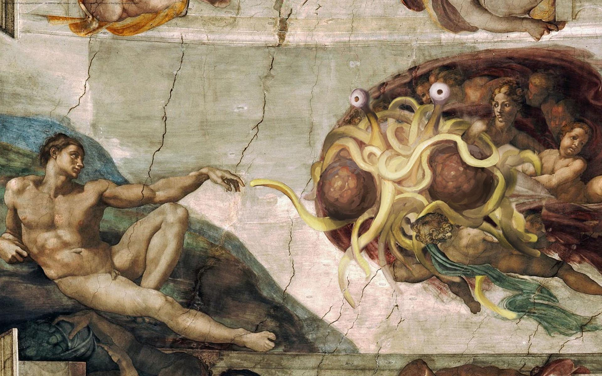 1 Самые нелепые религии мира