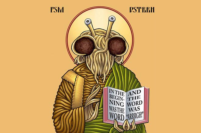 k6 Самые нелепые религии мира
