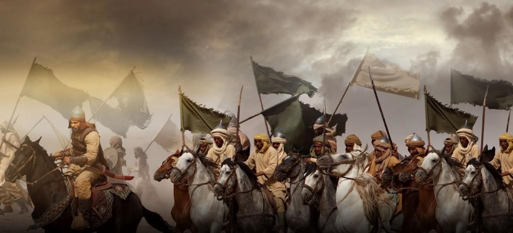h1 Под знаменем джихада: корни исламского радикализма