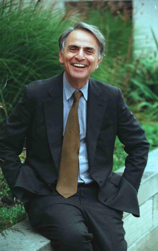 h10 Карл Саган: первый посол Земли