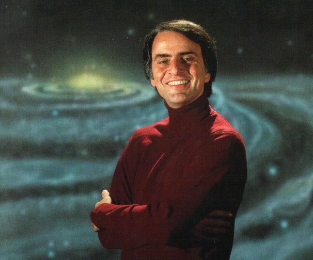 h18 Карл Саган: первый посол Земли