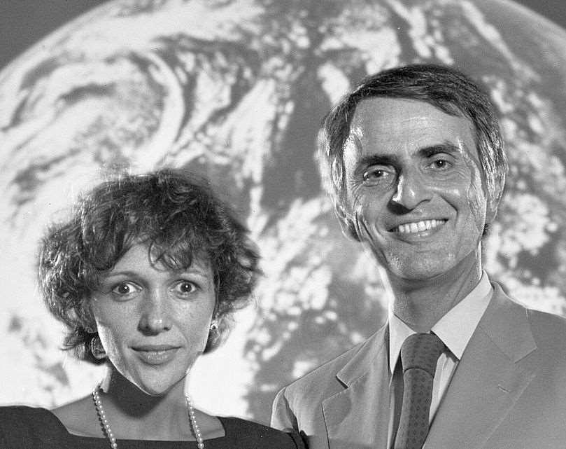 h4 Карл Саган: первый посол Земли