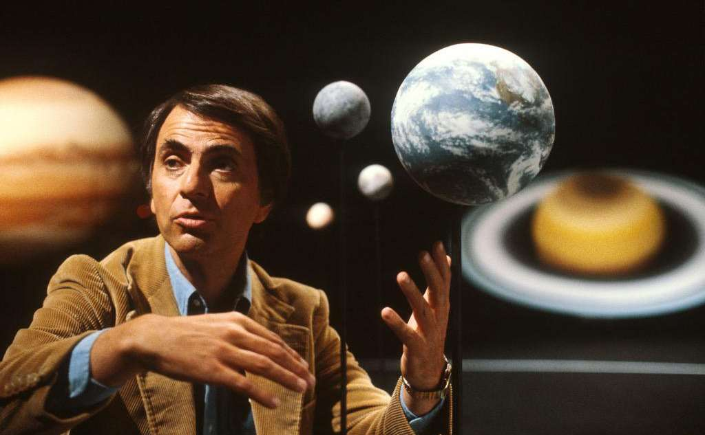 h5 Карл Саган: первый посол Земли