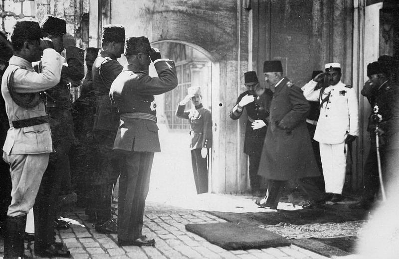 i12 Османская  империя: проигранная партия