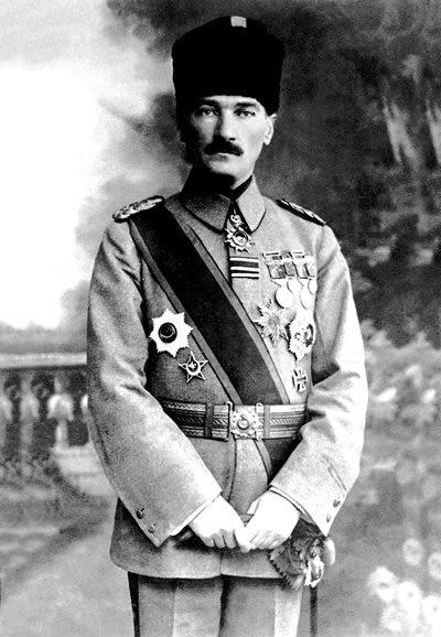 i13 Османская  империя: проигранная партия