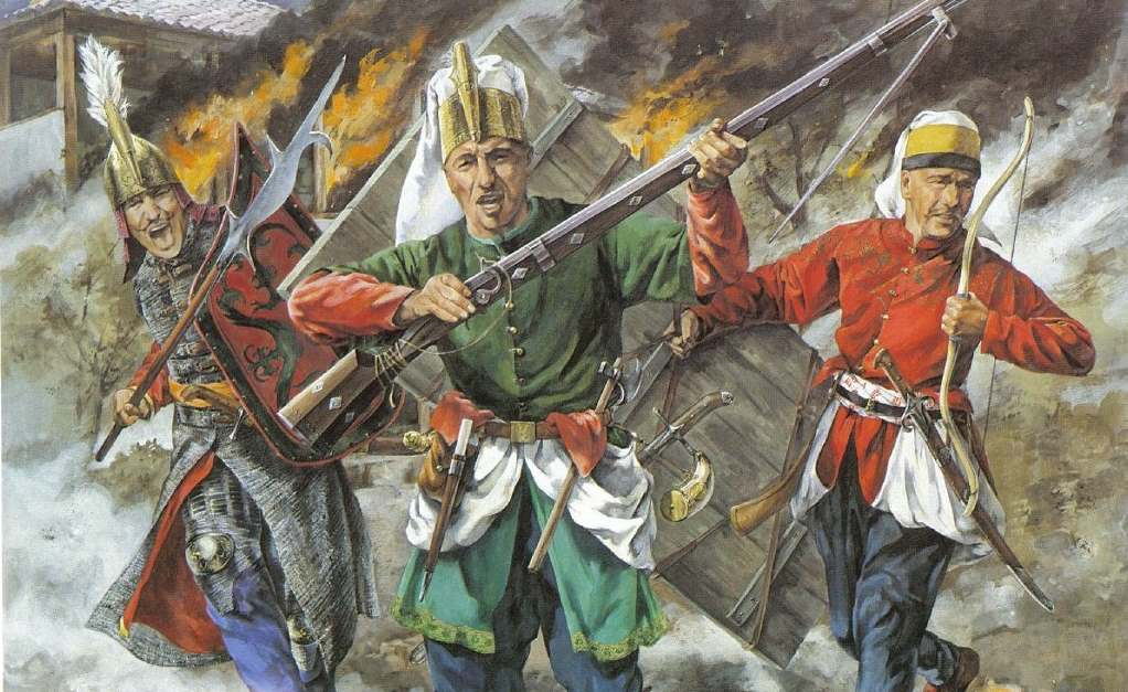 i3 Османская  империя: проигранная партия