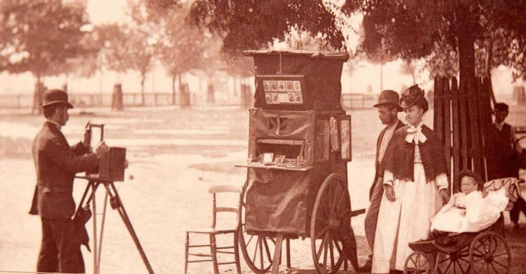 f1 Викторианский фотошоп: странные фотографии XIX века