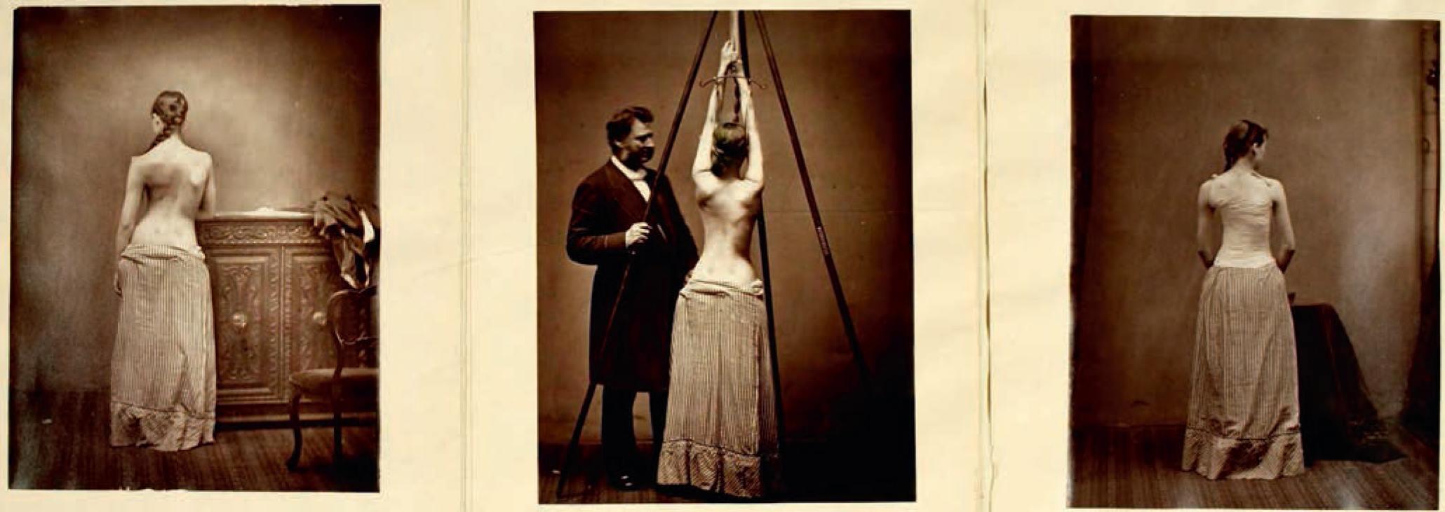 f13 Викторианский фотошоп: странные фотографии XIX века