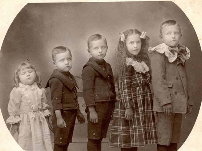 f2 Викторианский фотошоп: странные фотографии XIX века