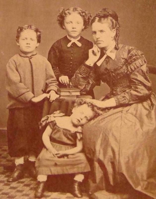 f3 Викторианский фотошоп: странные фотографии XIX века