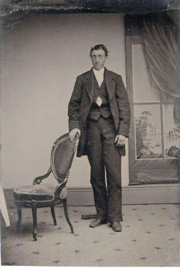 f5 Викторианский фотошоп: странные фотографии XIX века
