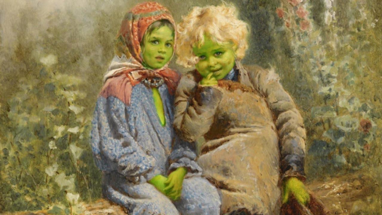 i11 Братья по разуму: от зеленых людей до зеленых человечков