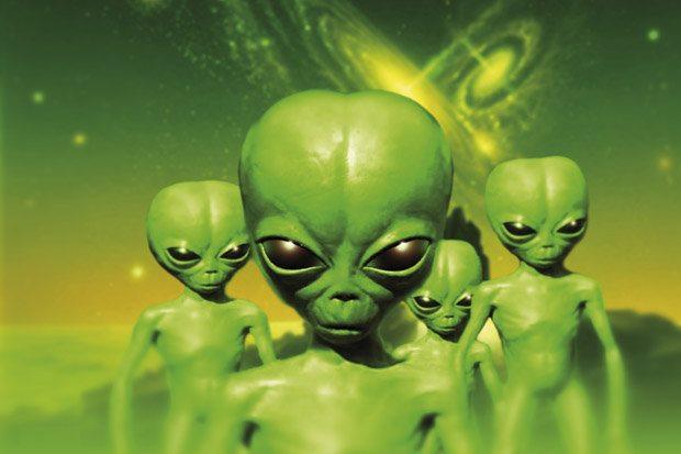 i12 Братья по разуму: от зеленых людей до зеленых человечков