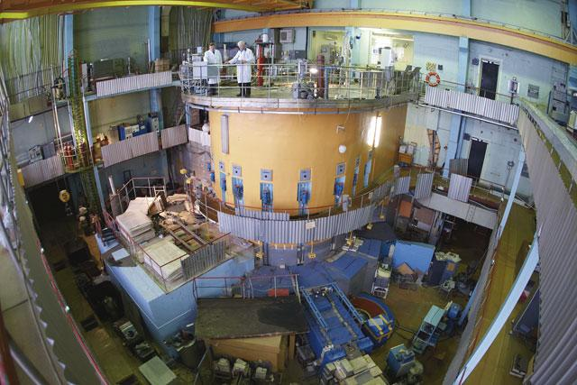 i12 Реакция под контролем: перспективы ядерной энергетики