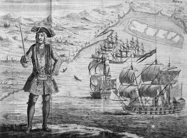 p10 Жестокие и отважные: легенды золотого века пиратства