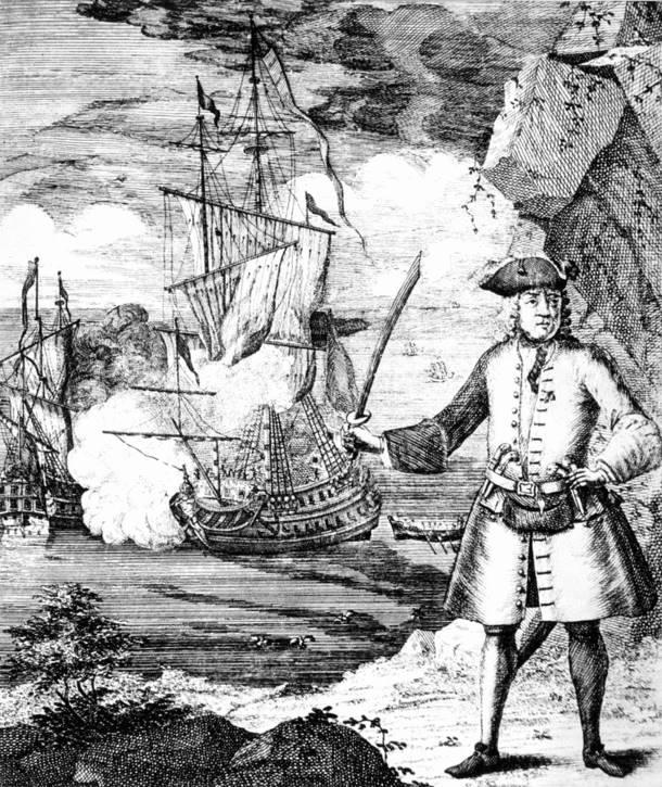 p11 Жестокие и отважные: легенды золотого века пиратства