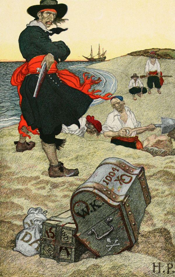 p12 Жестокие и отважные: легенды золотого века пиратства