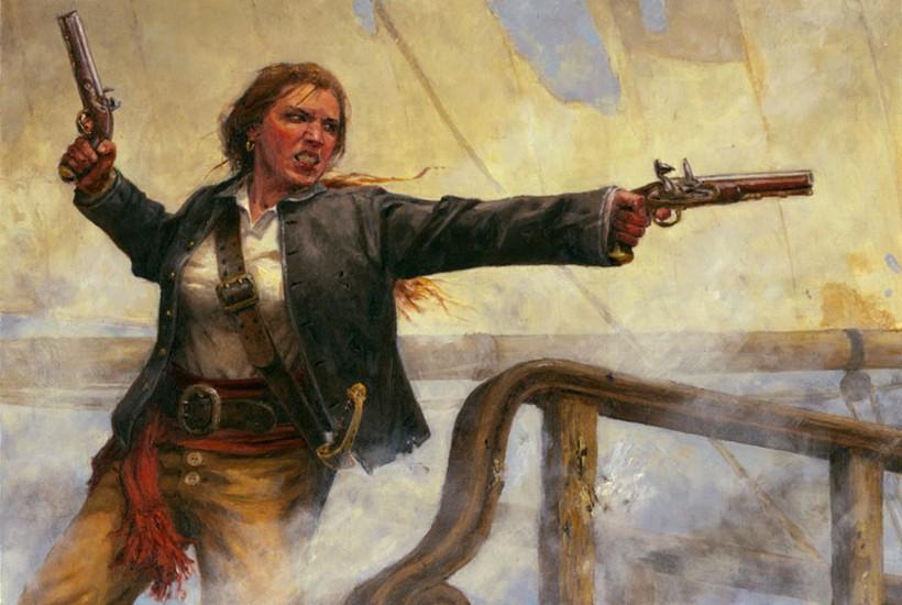 p16 Жестокие и отважные: легенды золотого века пиратства