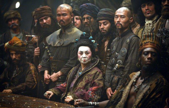 p17 Жестокие и отважные: легенды золотого века пиратства