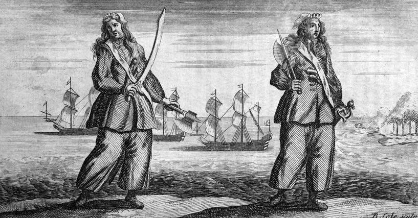 p18 Жестокие и отважные: легенды золотого века пиратства