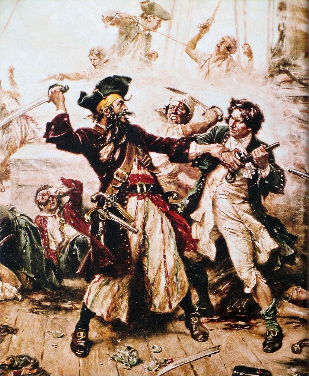 p2 Жестокие и отважные: легенды золотого века пиратства