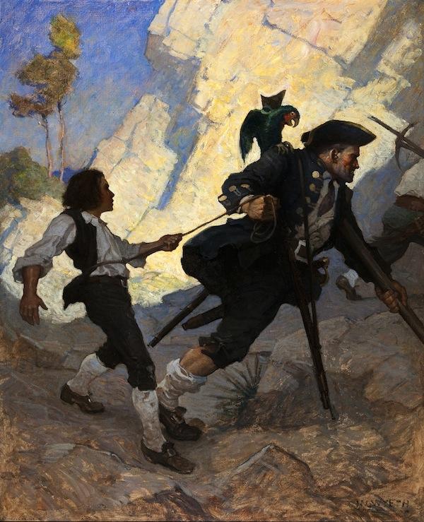 p22 Жестокие и отважные: легенды золотого века пиратства