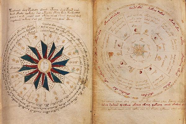 j6 Самые загадочные нерасшифрованные рукописи
