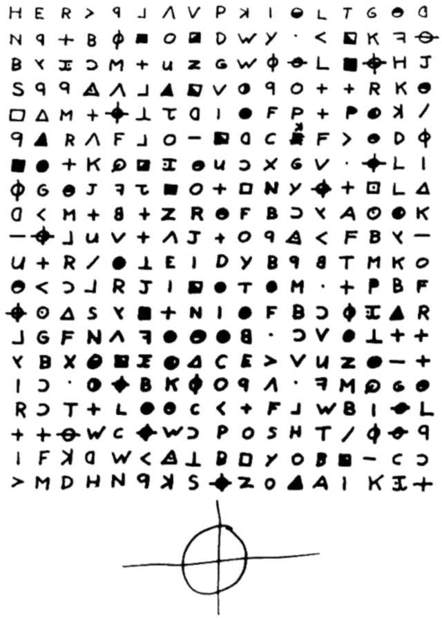 j9 Самые загадочные нерасшифрованные рукописи