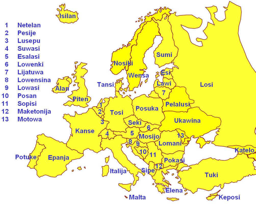 l9 Искусственные  языки