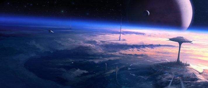 p1 Маленький шаг   первый этап колонизации солнечной системы