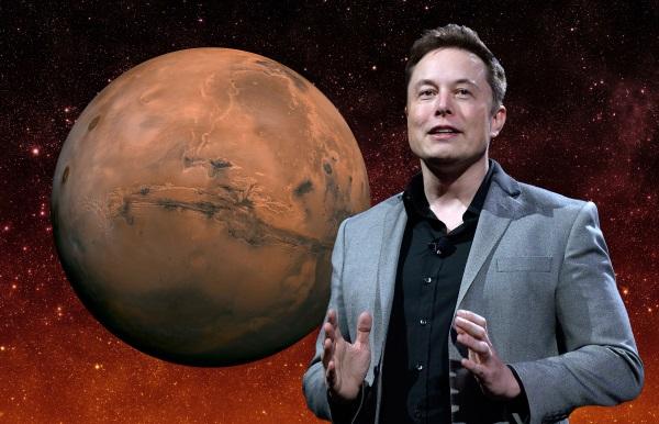 1 Илон Маск   завоеватель Марса