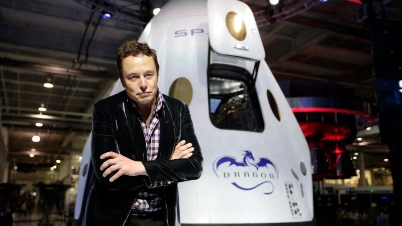 2 Илон Маск   завоеватель Марса