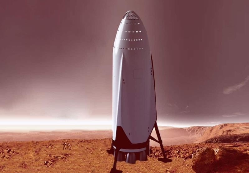 4 Илон Маск   завоеватель Марса