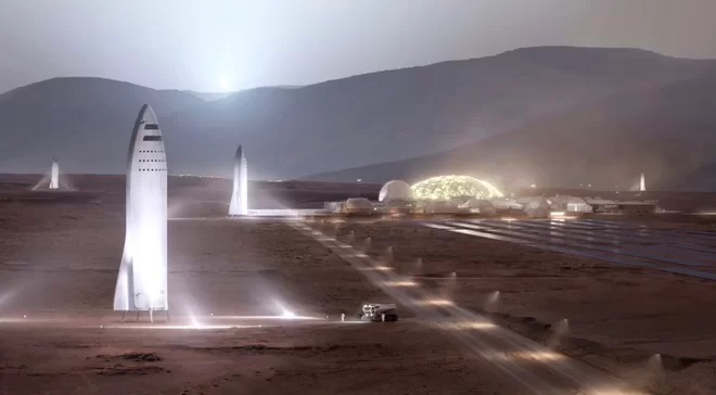 5 Илон Маск   завоеватель Марса