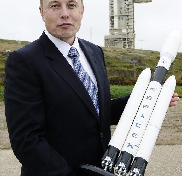 6 Илон Маск   завоеватель Марса
