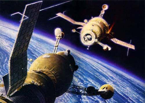 p15 Юбилейная космонавтика: как земные праздники становятся космическими
