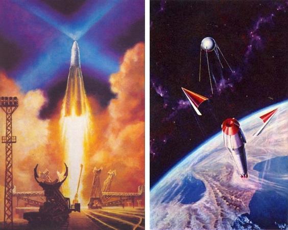 p4 Юбилейная космонавтика: как земные праздники становятся космическими