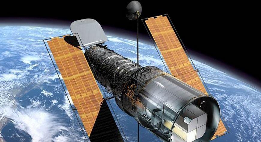 m1 Око в небе   космические обсерватории