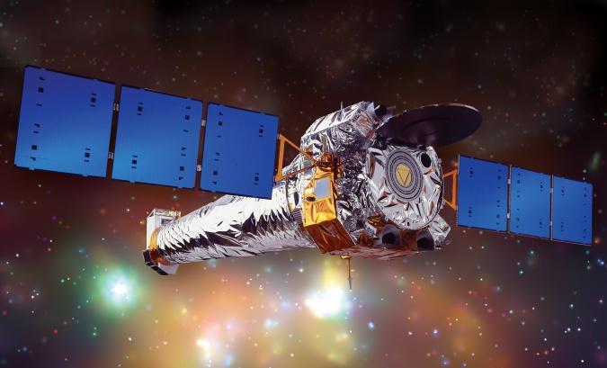 m16 Око в небе   космические обсерватории