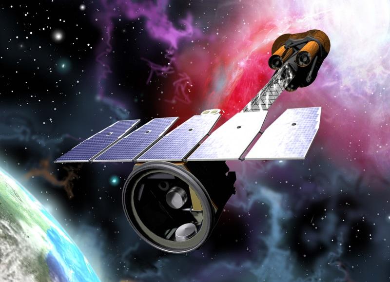 m19 Око в небе   космические обсерватории
