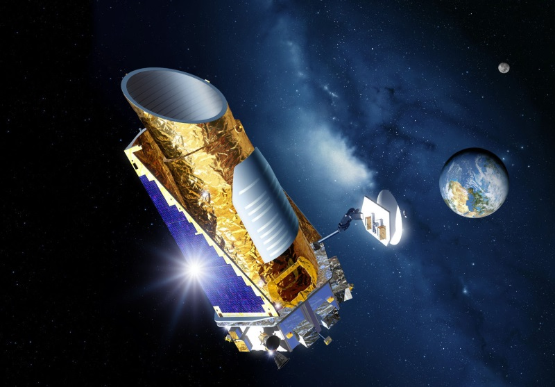 m21 Око в небе   космические обсерватории