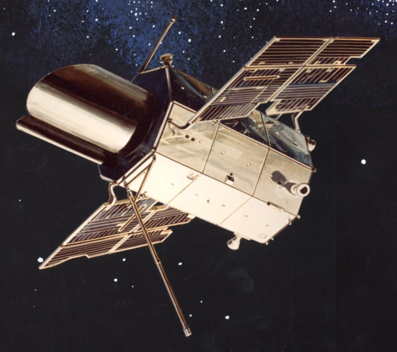 m4 Око в небе   космические обсерватории