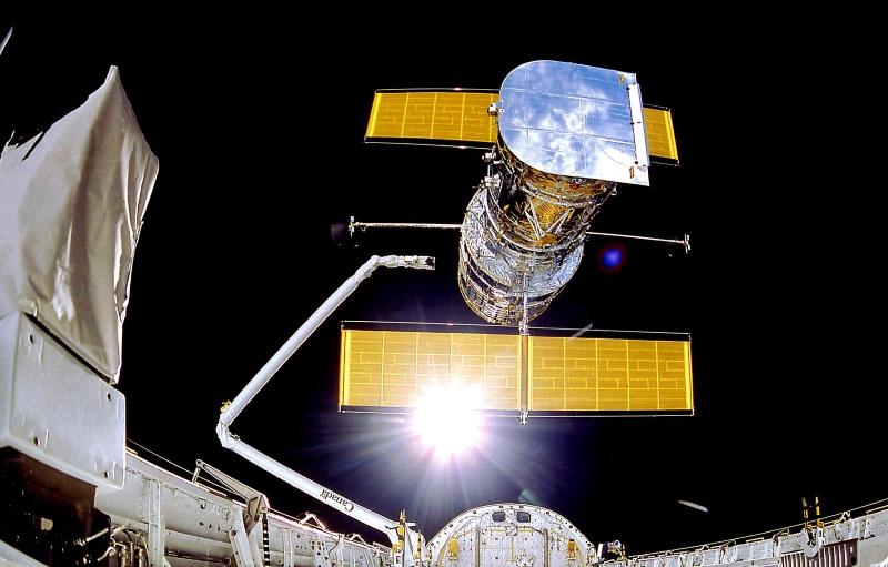 m7 Око в небе   космические обсерватории