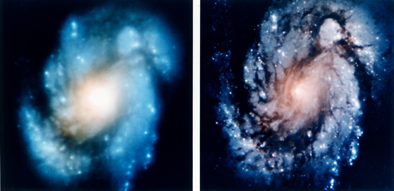 m8 Око в небе   космические обсерватории