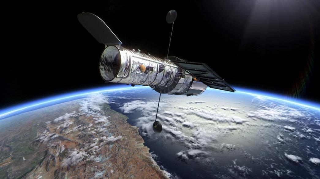 m9 Око в небе   космические обсерватории