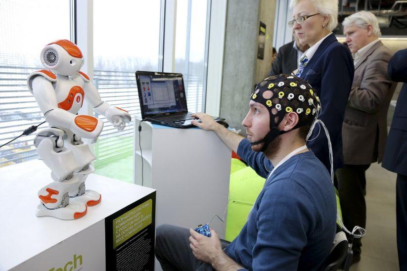 q16 Видоизменённый разум: компьютеры будущего