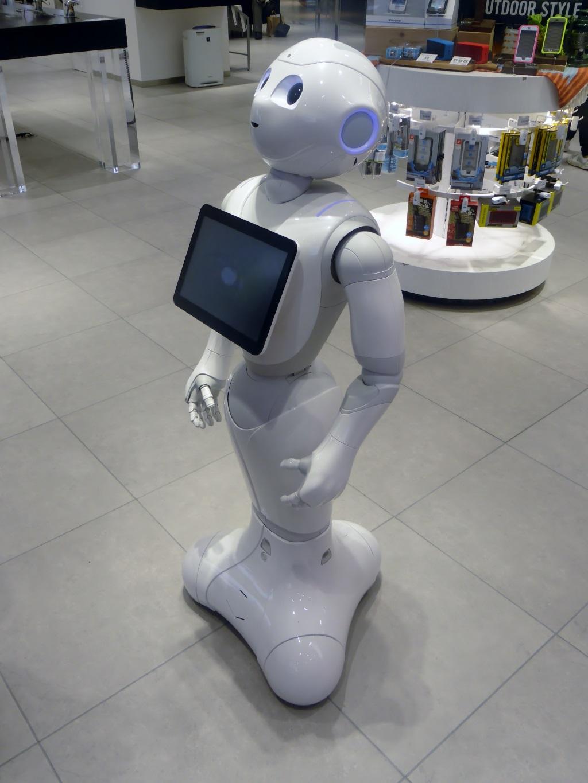 a7 Андроиды с Марса, гиноиды с Венеры: нужен ли роботам гендер?