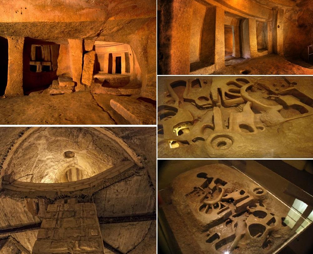 q10 10 ошеломляющих древних подземных сооружений